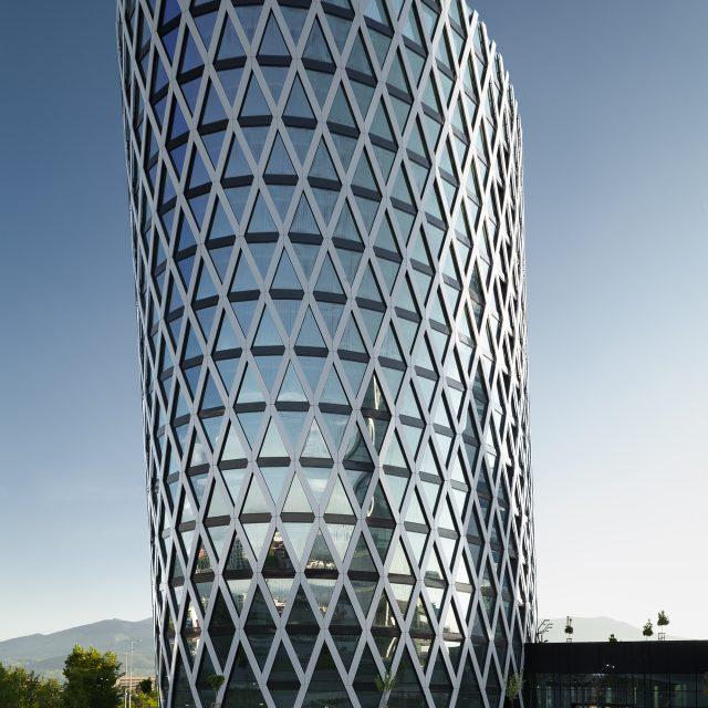Ellipse Center Office Building
