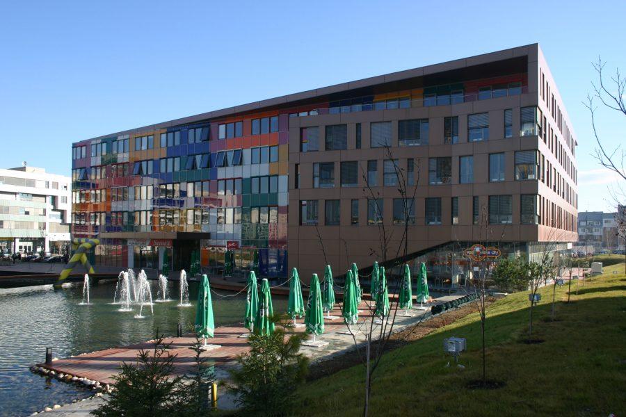 Многофункционална сграда No.10