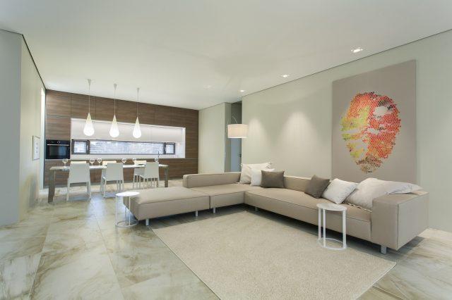 House 8 Interior