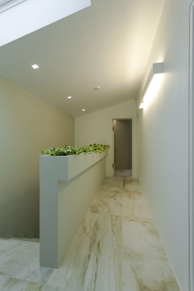 2nd Level Hallway