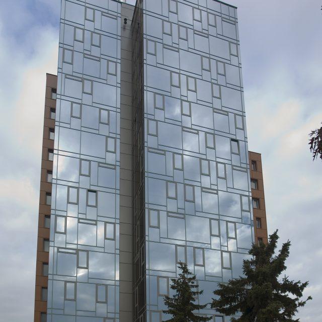 АСТРА – Сграда със смесено предназначение