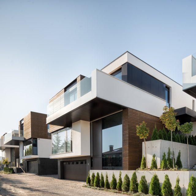 """""""Gentle Park"""" – комплекс от еднофамилни къщи"""